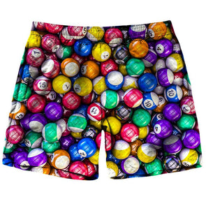 Poolhall Shorts