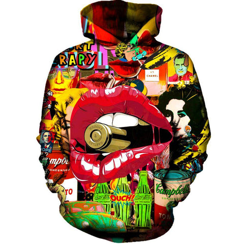 Image of Pop Art Therapy Hoodie