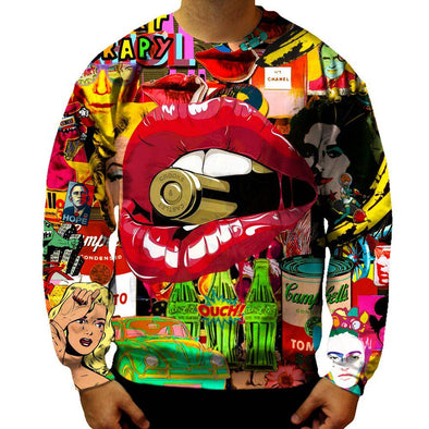 Pop Art Sweatshirt