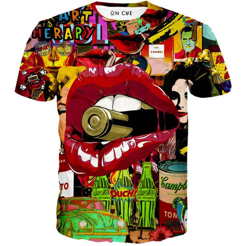 Pop Art T-Shirt