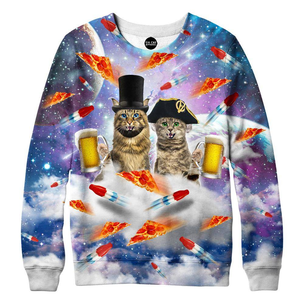 Kitty 4 President Sweatshirt