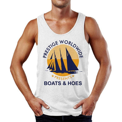 Boats and Hoes Tank Top