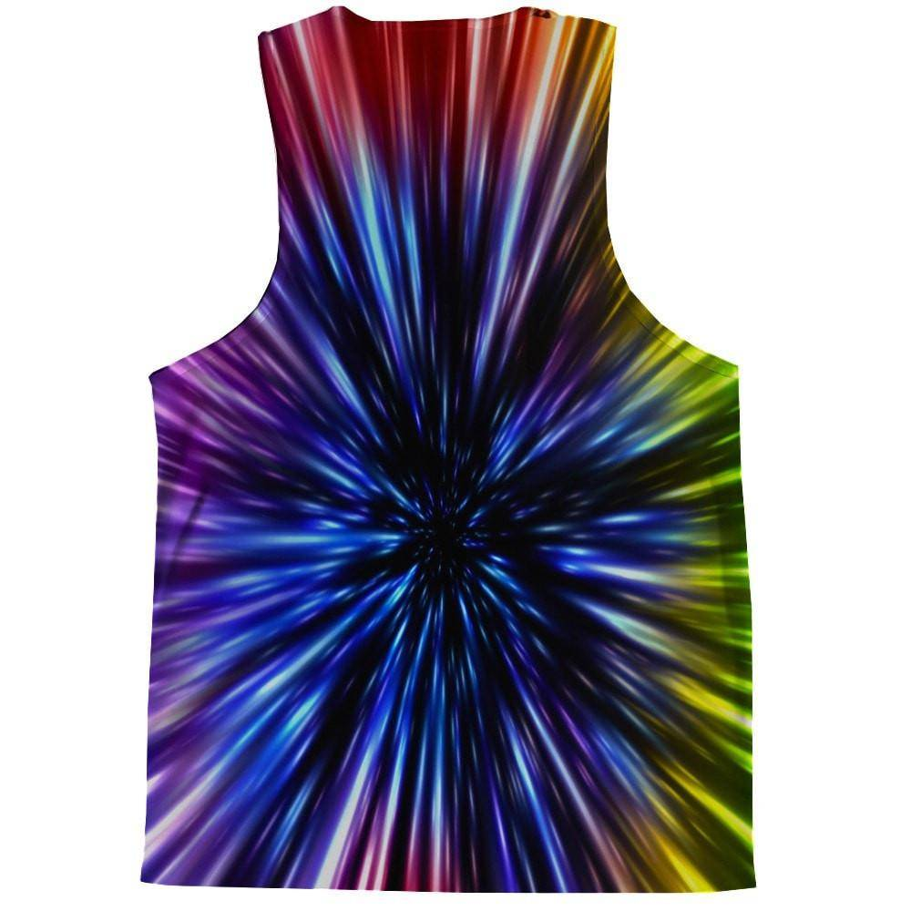 Rave Cat Tank Top