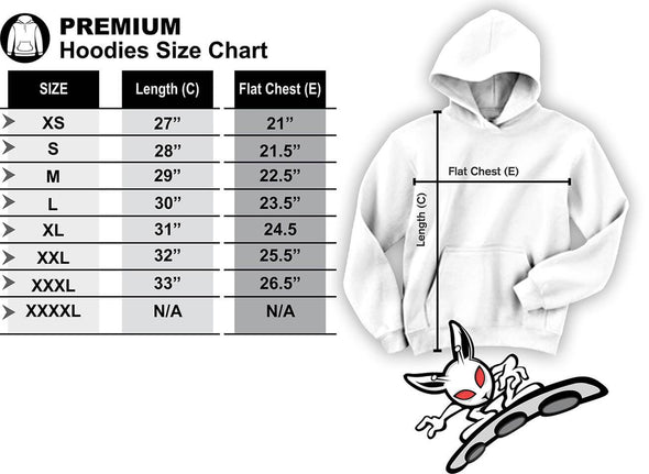 Magical Waves Womens Hoodie