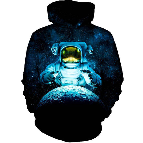 Image of Reach For The Moon Hoodie