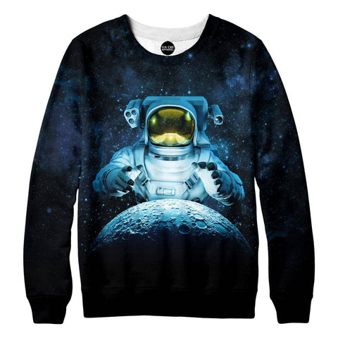 Image of Reach For The Moon Womens Sweatshirt