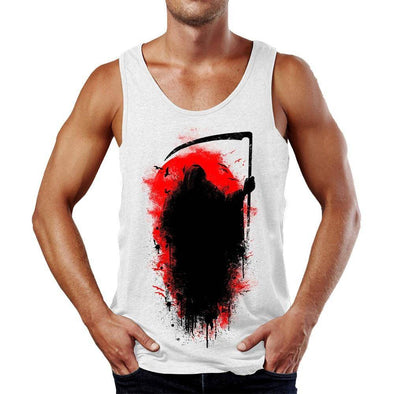 The Music Reaper Tank Top