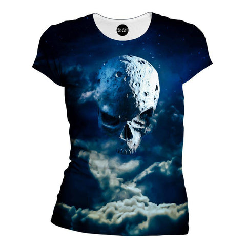 Reaper Moon Rising Womens T-Shirt