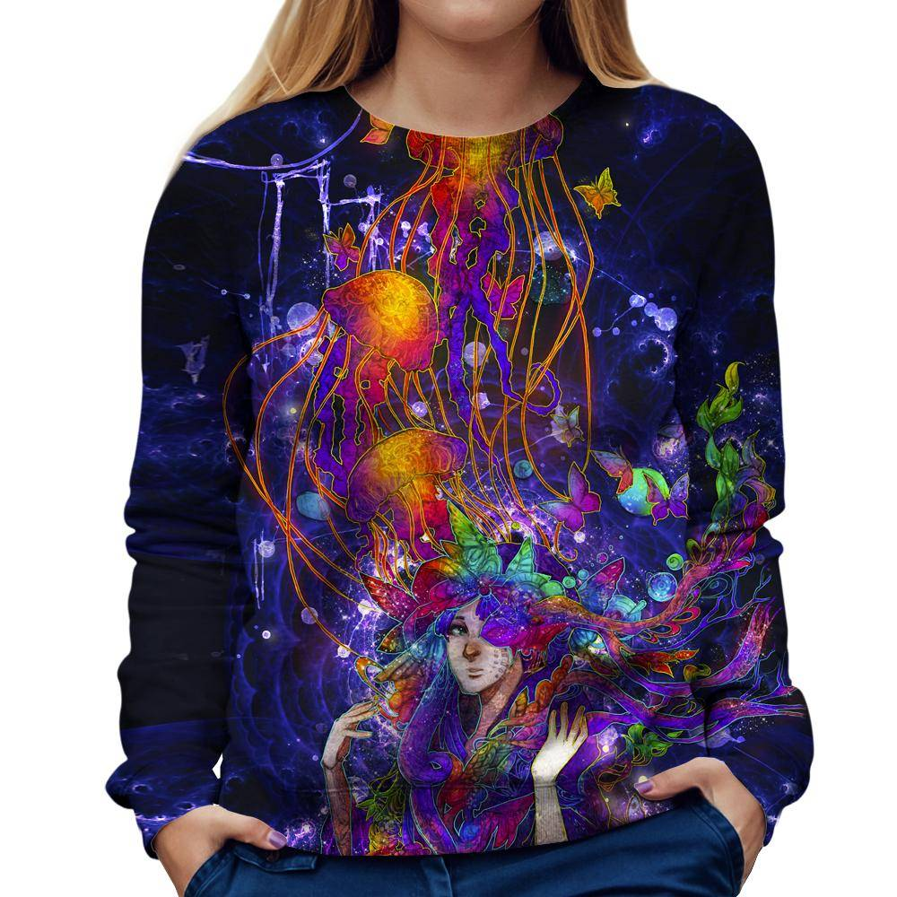 Reflection Womens Sweatshirt