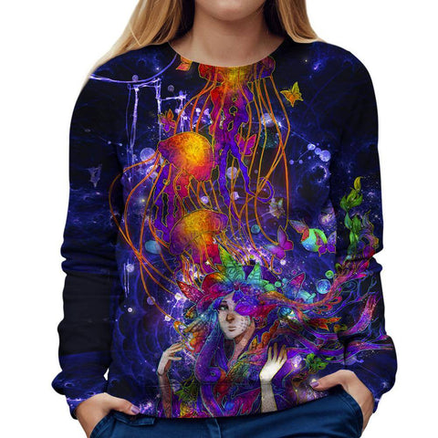 Image of Reflection Womens Sweatshirt