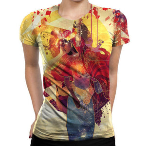 Refuge Womens T-Shirt
