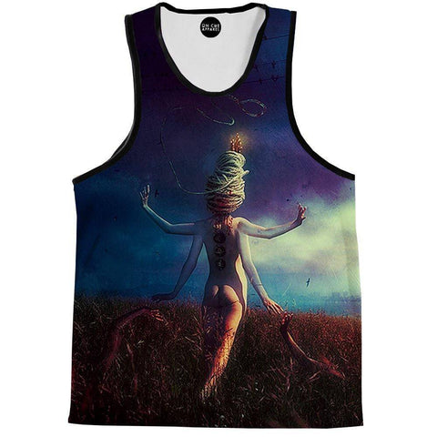 Image of Scarecrow Tank Top
