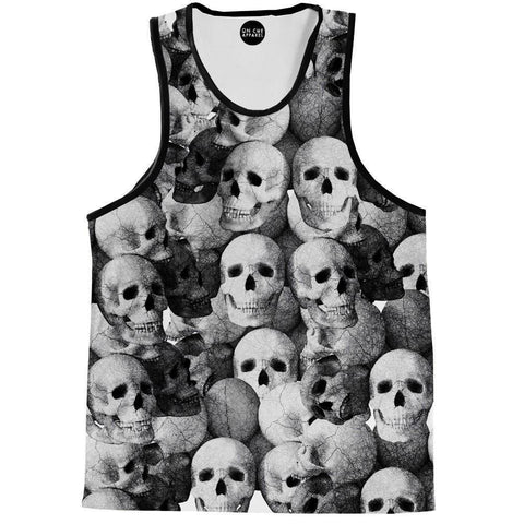 Image of Skulls Tank Top