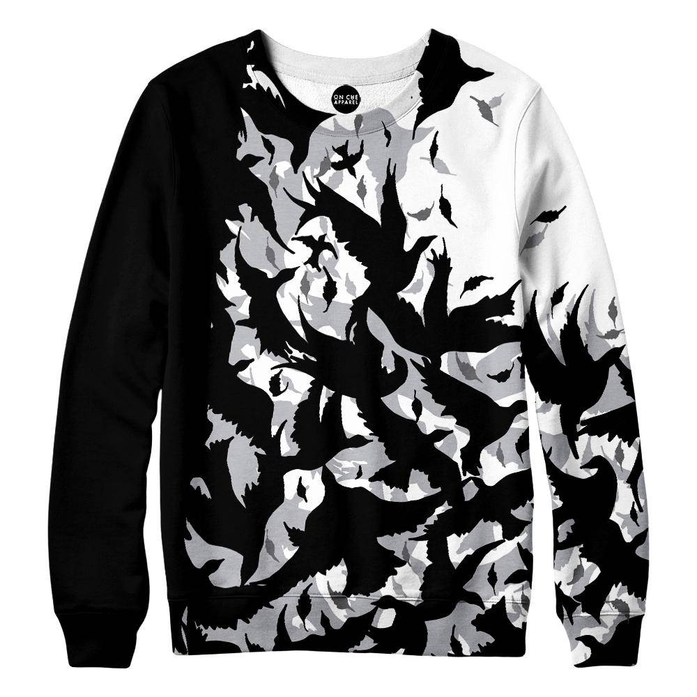 Crow Sweatshirt