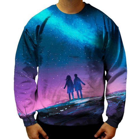 Image of Galaxy Sweatshirt