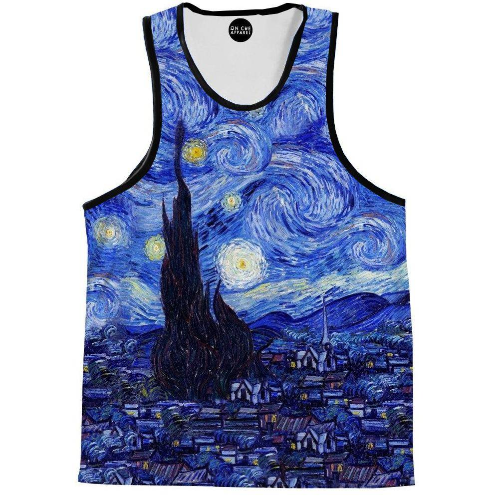 Starry Night Tank Top