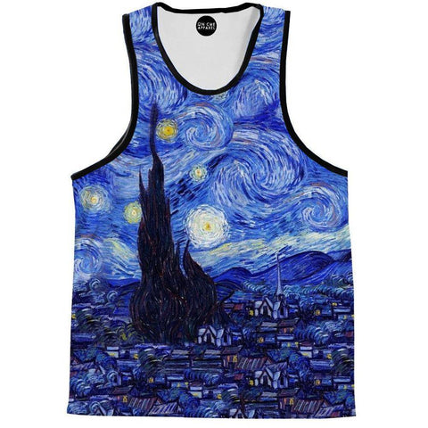 Image of Starry Night Tank Top