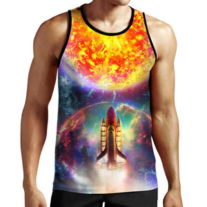 Space Shuttle Tank Top
