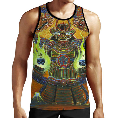 Image of samurai tank top