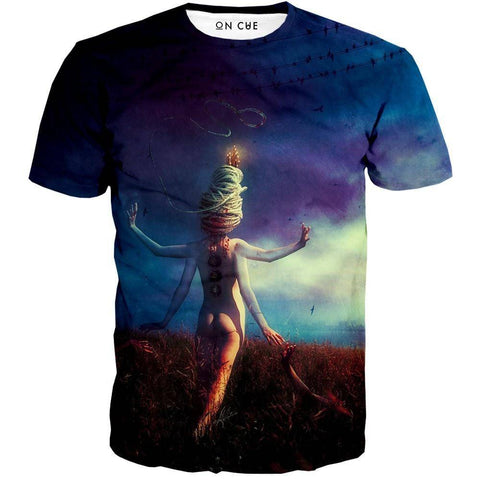 Image of Scarecrow T-Shirt
