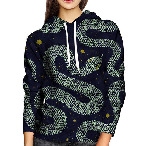 Image of Serpent Womens Hoodie
