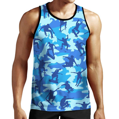 Image of Skater  Tank Top
