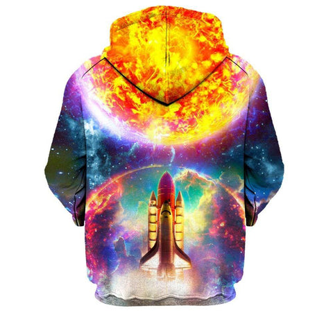 Image of Space Shuttle Hoodie