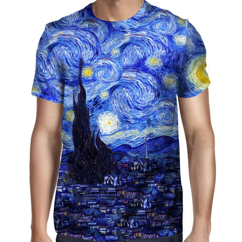 Image of Starry Night T-Shirt