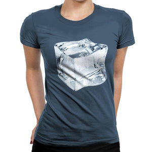 Ice Womens T-Shirt
