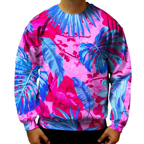 Palm Tree  Sweatshirt