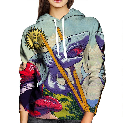 Image of Sushi Womens Hoodie