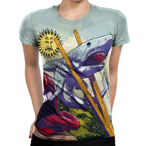 Image of Sushi Womens T-Shirt