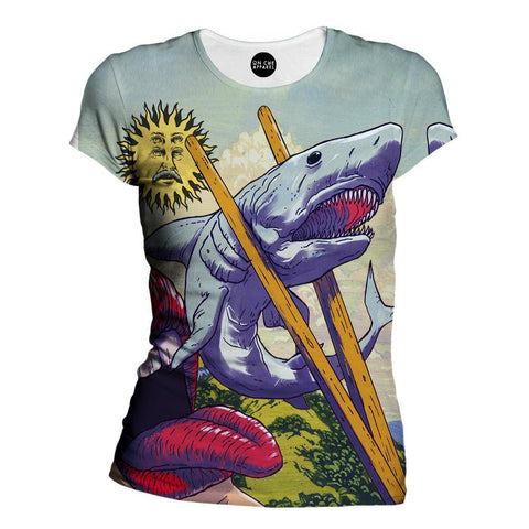 Sushi Suzi Womens T-Shirt