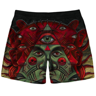Psychedelic Shorts