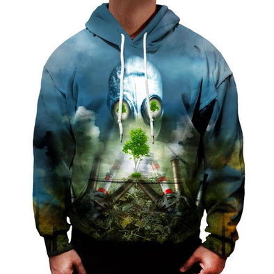 Pollution Hoodie