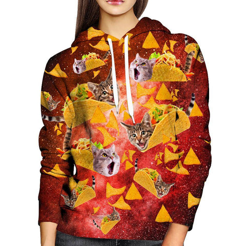 Image of Cats womens Hoodie