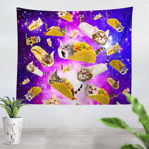 Cats Tapestry
