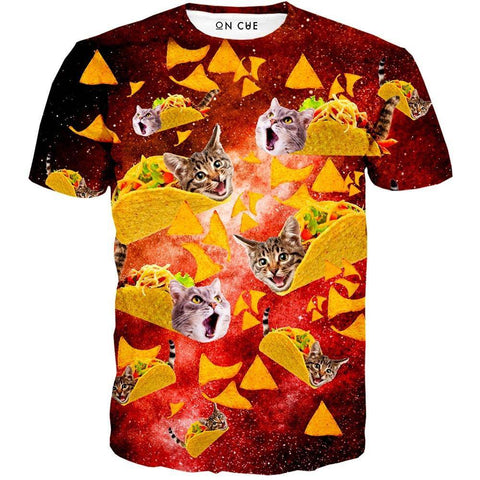 Image of Taco Cat T-T-Shirt