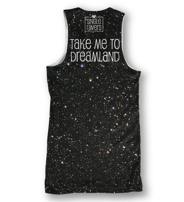 Trance Is For The Dreamers Tank Top