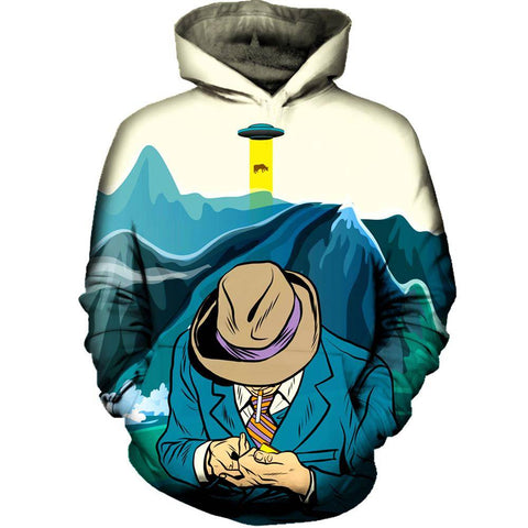 Image of The Beam Hoodie
