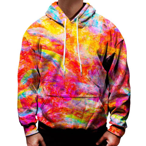 Abstract Hoodie