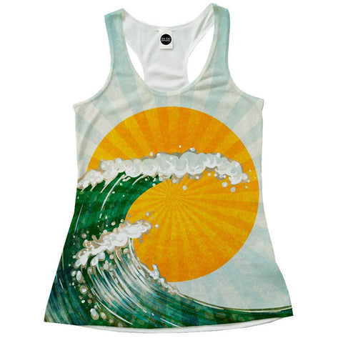 The Wave Racerback