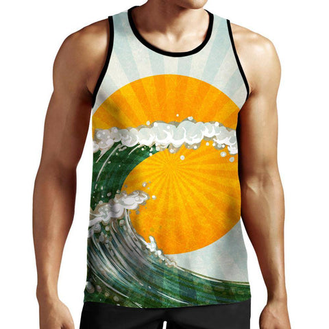 Image of Wave Tank Top