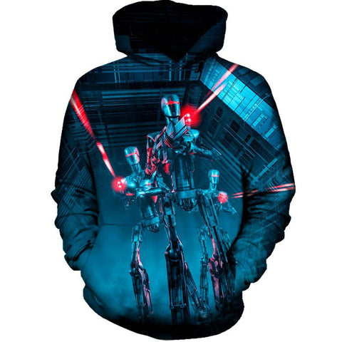 The Assault Hoodie