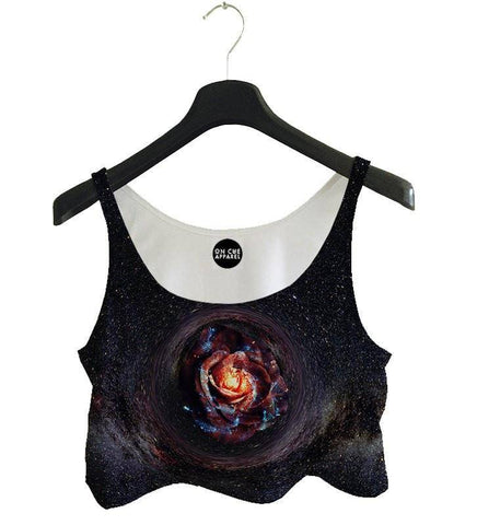 Creation Crop Top