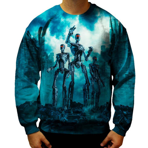 Image of Robot Sweatshirt