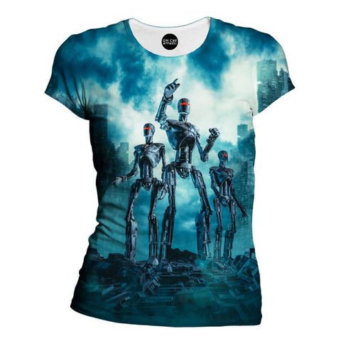 Image of The Patrol Womens T-Shirt