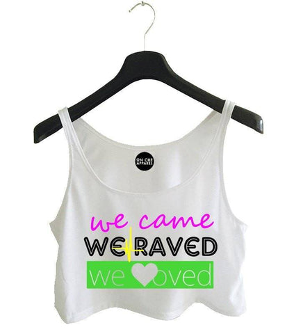 The SHM Crop Top