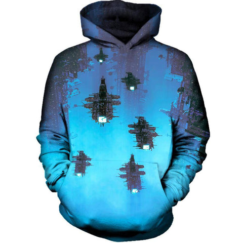 Image of The Voyage Womens Hoodie