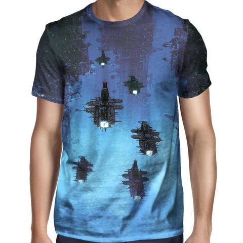 Image of Sci-fi T-Shirt